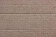 Текстура сложенного картона стоковые фото