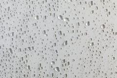Текстура с падениями воды Стоковое Изображение