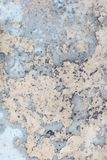 Текстура с треснутой краской Предпосылка старой стены шелушения Старое держа пари покрытие Стоковая Фотография