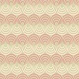 Текстура с элементами круга Стоковая Фотография RF