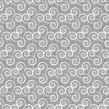 Текстура с элементами свирли Стоковая Фотография RF