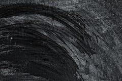 Текстура темной доски сбор винограда предпосылки черный Стоковое Изображение RF
