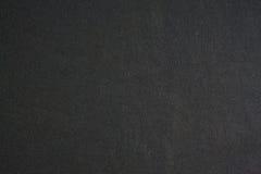 текстура темной ткани серая слабосученая Стоковые Фото