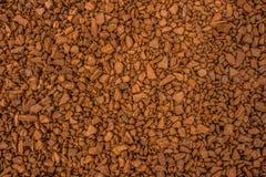 Текстура темноты гравия утеса оранжевая Стоковые Фотографии RF