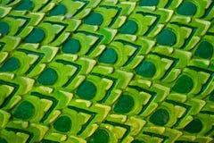 текстура типа искусства тайская Стоковая Фотография