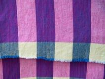 текстура типа loincloth тайская Стоковая Фотография RF