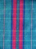 текстура типа loincloth тайская Стоковое Изображение