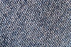 Текстура ткани джинсовой ткани без шва Стоковое Фото