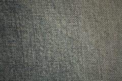 Текстура ткани джинсовой ткани Стоковое Изображение RF