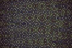 Текстура ткани иона, футуристическая предпосылка ткани в цвете гренадина Стоковые Изображения RF