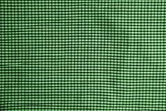 Текстура ткани картины Скотта Стоковое фото RF