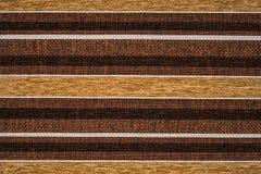 Текстура ткани нашивки Стоковые Фотографии RF