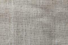 Текстура ткани от марли Стоковое Изображение