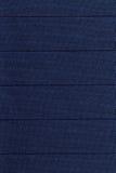 текстура ткани предпосылки голубая Стоковая Фотография RF