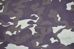 Текстура ткани при камуфлирование покрашенное в цветах болота Фоновое изображение армии Картина ткани камуфлирования войск Стоковое Изображение RF