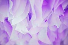 Текстура ткани Пурпуровая ткань Пурпуровый льнен Фиолетовый хлопок стоковая фотография rf