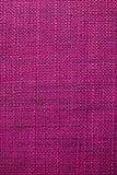 текстура ткани розовая Розовая предпосылка ткани Закройте вверх по взгляду розовых текстуры и предпосылки ткани Стоковые Фотографии RF