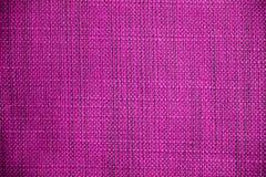текстура ткани розовая Розовая предпосылка ткани Закройте вверх по взгляду розовых текстуры и предпосылки ткани Стоковое фото RF