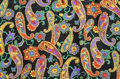 Текстура ткани сбора винограда Стоковое Изображение RF