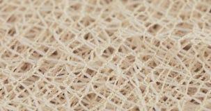 Текстура ткани сетки сток-видео