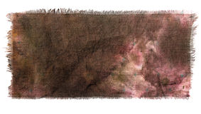 текстура ткани старая стоковая фотография rf