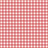 Текстура ткани таблицы Стоковая Фотография
