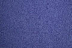 Текстура ткани фиолетового полотенца Стоковая Фотография