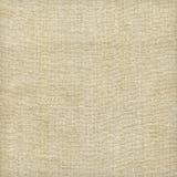 Текстура ткани холста Стоковые Изображения RF
