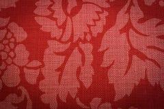 Текстура ткани холста Стоковые Изображения