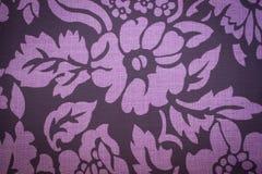 Текстура ткани холста Стоковое Фото