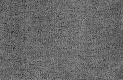 Текстура ткани цвета крупного плана серая Стоковое Изображение