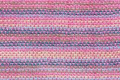 Текстура ткани цвета макроса может использовать для предпосылки стоковое фото