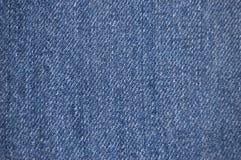 текстура ткани джинсовой ткани Стоковые Фотографии RF