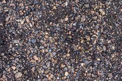 Текстура точного гравия Стоковая Фотография RF