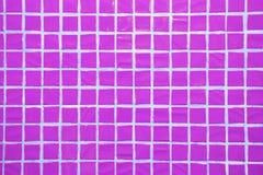 Текстура точной маленькой предпосылки керамических плиток Стоковое Изображение RF