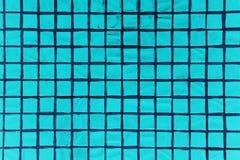 Текстура точной маленькой предпосылки керамических плиток Стоковое Изображение