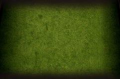 Текстура травы с черным градиентом вокруг его Стоковая Фотография