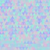 Текстура треугольников Hologram бесплатная иллюстрация