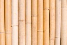 текстура украшения Азии зодчества bamboo Стоковое фото RF