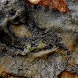Текстура утеса абстрактная Стоковое Изображение