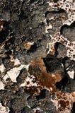 текстура утеса вулканическая Стоковое Изображение RF