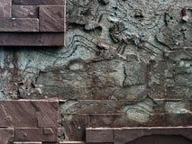 Текстура утеса, цемент Стоковое Фото