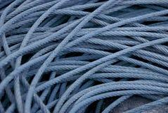 текстура утюга кабелей Стоковое фото RF