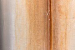 текстура утюга ржавая Труба Стоковое Изображение