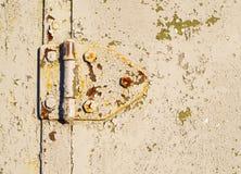 текстура утюга ржавая Стоковая Фотография RF