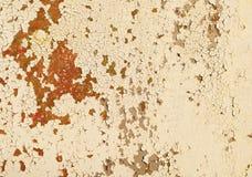 текстура утюга ржавая Стоковое Фото