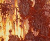 текстура утюга ржавая Стоковые Изображения RF