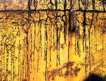 текстура утюга ржавая Стоковые Фотографии RF