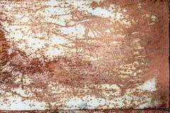 Текстура утюга ржавчины Стоковые Фотографии RF