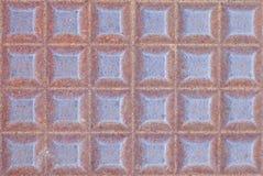 текстура утюга стока крышки ржавая Стоковое Изображение RF